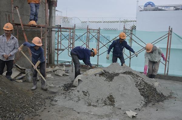 betongtron